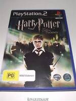 Harry Potter and the Order of the Phoenix  PS2 PAL *Complete*
