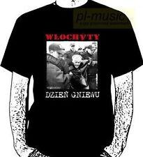 = t-shirt WLOCHATY - DZIEN GNIEWU - size L koszulka [Polish hardcore punk ]