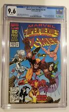 Marvel Super-Heroes #8 Winter Special - CGC 9.6 White Pages - 1st Squirrel Girl