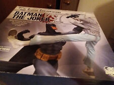 DC direct Batman Joker classic confrontations statue - new never displayed