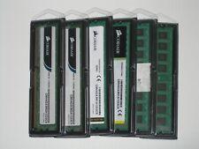Corsair Ram / Arbeitsspeicher - DDR3 - 2 GB bis 4 GB - 1333 MHz bis 1600 MHz