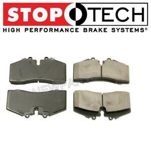 Front For Porsche 911 928 944 968 Disc Brake Pad StopTech Sport 993 351 939 01