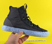 Converse Chuck Taylor All-Star High Crater Black Men's Shoes Size 8.5 168600C