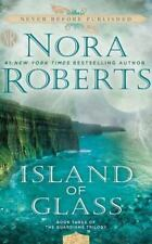 ISLAND OF GLASS unabridged audio book on CD by NORA ROBERTS - Brand New 11 Hours