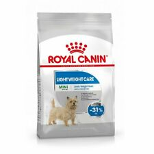 Royal Canin Mini Light Weight Care Dry Dog Food - 3kg