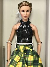 FASHION ROYALTY NU FACE DEFIANT RAYNA DRESSED COMPLETE 12.5 INCH DOLL NRFB