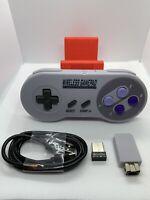 SNES NES Mini Classic Super Nintendo Controller Switch Pandora PC Control Pad