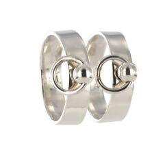 2 anelli S & M BDSM Anello dell'O Master sub slave interno + incisione esterno incl. 23115a