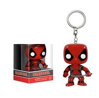 Funko Pocket Pop! Keychain Groot Batman DeadPool Flash Figure Keyring Toys IN UK