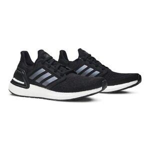 NEW Adidas Women's Size 11 / Men's 9.5 Ultraboost 20 Running Shoes Black EG0714