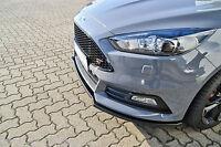 Sonderaktion Spoilerschwert Frontspoiler Lippe  aus ABS Ford Focus 3 DYB ST ABE