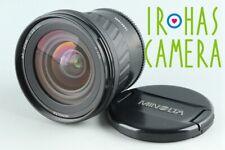 Minolta AF 20mm F/2.8 Lens for Minolta AF #27215 G2