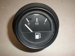 Alfa Romeo Spider gauge Gas used gage fuel