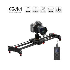 GVM GP-80QD Professional Video Carbon Fiber Motorized Camera Slider 32 Inch