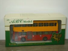 Leyland Victory Double Decker Bus - ABC Model 1:76 in Box *43237