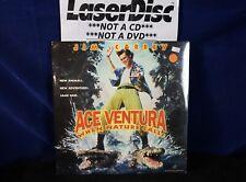 *LASERDISC* Ace Ventura-When Nature Calls/Jim Carrey comedy (NEW SEALED)