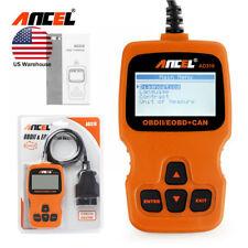 Automotive Scanner OBD2 Code Reader Car Engine Light Check Tool PK CR319 ELM327