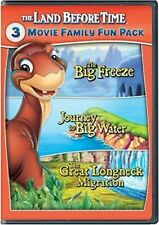 The Land Before Time 8 - 10: 3-Movie Family Fun Pack (The Big Freeze / Journey t