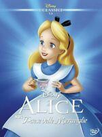 Alice nel Paese delle Meraviglie I classici Disney DVD sigillato EDITORIALE