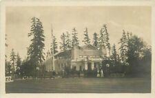 Aype Exposition Seattle Washington Canada Building 1909 Postcard 9221