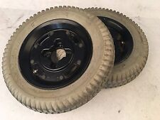 3.00-8 Pr1mo Powertrax Drive Wheels from Action Ranger X Storm Series Wheelchair