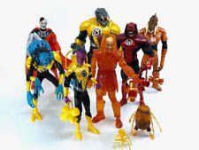 Dc Direct Green Lantern Red, Yellow, Orange, Black Lot