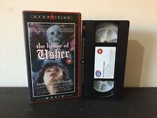 The House of Usher VHS – Horror Tape