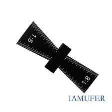 Marked For Hardwood Or Softwood  Dovetail Marker Gauge Made Of Aluminium