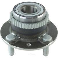 Wheel Bearing and Hub Assembly-C-TEK Hub Assembies Rear Centric 406.50001E