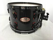 "Pearl Reference 12"" Mounted Tom/Piano Black/REDLINE Series/Finish # 103/New"