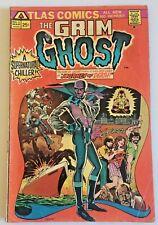 THE GRIM GHOST. NO. 2. VINTAGE 1972. ATLAS COMICS. VG CONDITION 4.0.