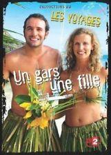 Un Gars Une Fille - Les Voyages - DVD