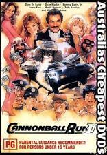 Cannonball Run II DVD NEW, FREE POSTAGE WITHIN AUSTRALIA REGION ALL