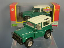 Land Rover Diecast Farm Vehicles