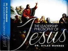 The Leadership Philosophy of Jesus - 6 Cds - Dr. Myles Munroe