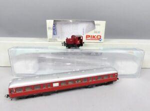 W 82612 Sammlung originalverpackter Piko und Brekina Eisenbahnen