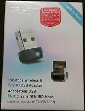 TP-LINK 150Mbps Wireless N Nano USB Adapter TL-WN725N WiFi Miniature Design