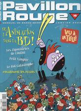 PAVILLON ROUGE N°19. Janvier   2003.