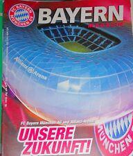 2001/02 1.Bundesliga FC Bayern München - FC Energie Cottbus
