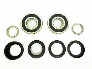 Rear Wheel Bearing With Seal Set For Toyota Pick Up / Tacoma / 4Runner  W/O ABS