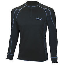 Bike It Thermolite Inner Wear Thermal Warm Wicking Long Sleeve Top Small - T