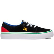 DC Trase Youth Shoe Black/Multi