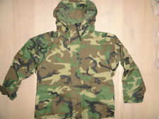 New US ARMY GORETEX WOODLAND MEDIUM/LONG CAMO COAT JACKET PARKA BDU USMC NAVY