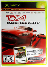 TOCA Race Driver 2 (XBOX) Complete - Clean,Tested & Fast Shipping