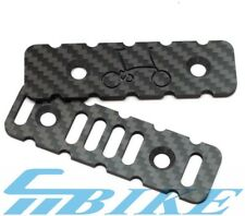 Ace Carbon Mks Pedals Replacement Plate for Brompton Bicycle folding bike else
