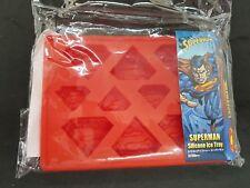 Bandeja de Hielo de Silicona oficial Logotipo de Superman-Dc Comics Kotobukiya-Reino Unido Vendedor