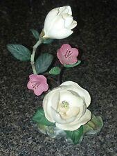 Lenox Fine Bone China Magnolia Flower Figurine Magnolia Virginiana