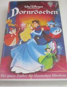 Walt Disney - Dornröschen - VHS/Zeichentrick