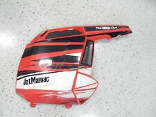 POLARIS SNOWMOBILE 2011 PRO RMK 800 RIGHT HAND INDY RED SIDE PANEL 5437493-551