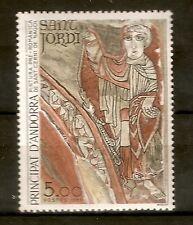 Andorra ( Correo Francés ) : 1985 ( Año Internacional de la Juventud ) MNH